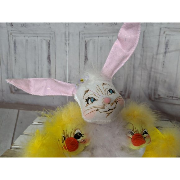 Annalee Other - Vintage Annalee 2006 Easter Trio Rabbit and Two Du